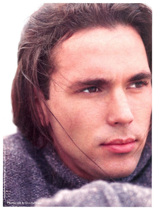 jason david frank aka the original green power ranger (later:Tommy the white ranger!!)