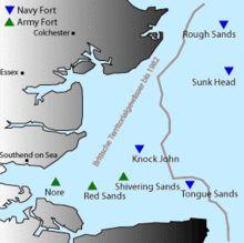 Maunsell Forts - Wikipedia, the free encyclopedia