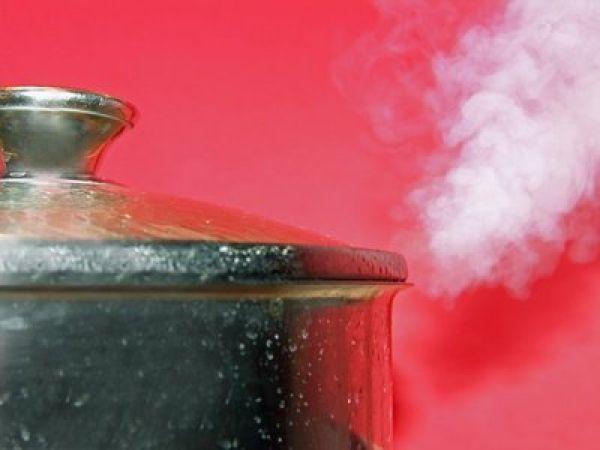 Zasady gotowania na parze