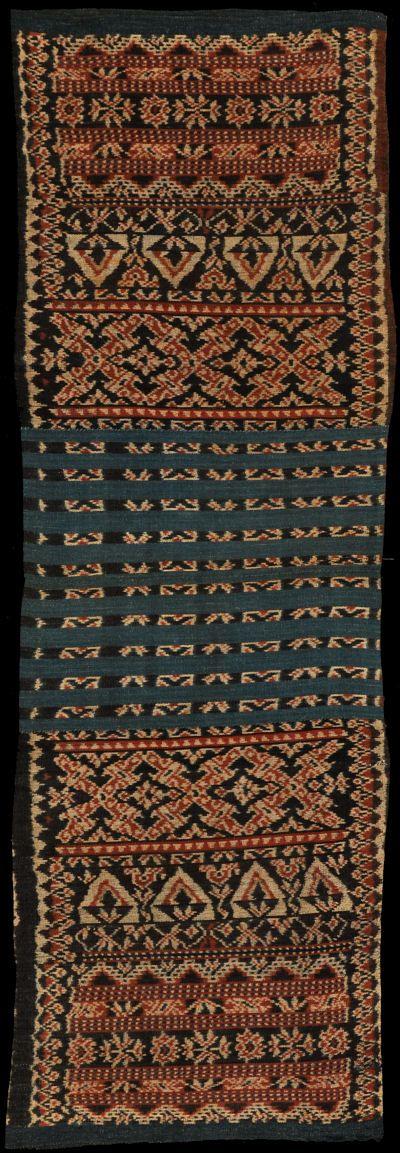 Ikat from Roti, Roti Group, Indonesia