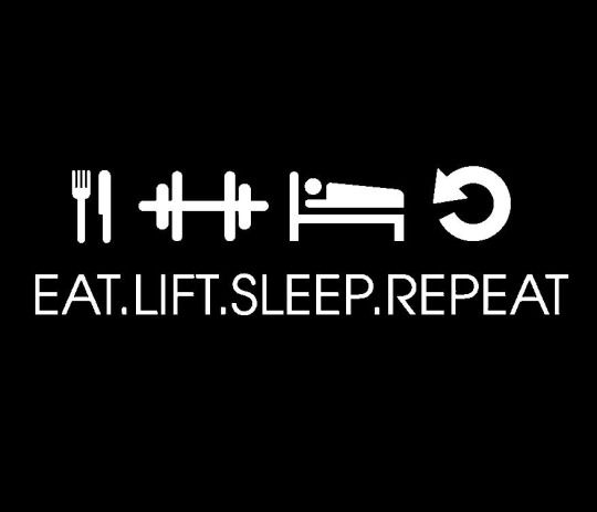 EAT.LIFT.SLEEP.REPEAT
