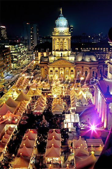 Christmas at the Gendarmenmarkt, Berlin #travel #travelinsurance #iloveinsurance http://www.comparetravelinsurance.com.au/