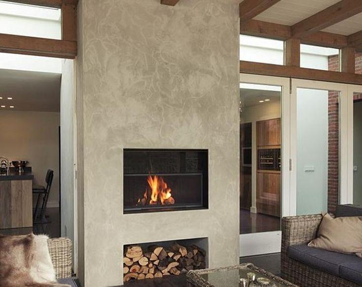 Bekijk de foto van RoedesOnline met als titel De winter komt er weer aan. Deze prachtige openhaard met de mooie meubels geven je een warm gevoel.  en andere inspirerende plaatjes op Welke.nl.