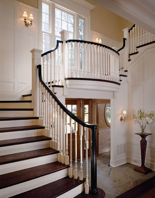 4202 best Entry/Staircase/Hallways images on Pinterest | Stairs ...