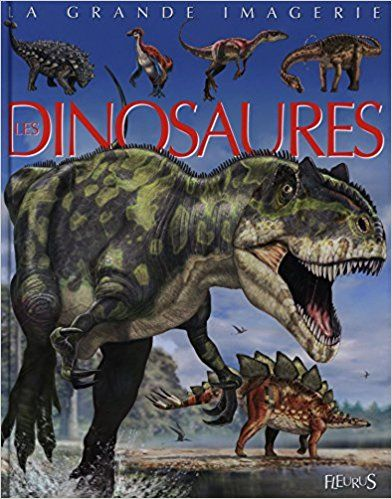 Amazon.fr - Les dinosaures - Emilie Beaumont, Agnès Vandewielle, Franco Tempesta - Livres