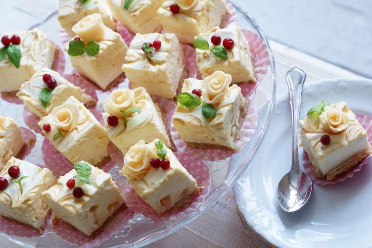 Kodin Kuvalehti – Blogit   Ruususuu ja Huvikumpu – Omar-leivokset juustokakun tapaan