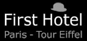 First Hotel near Eiffel Tower