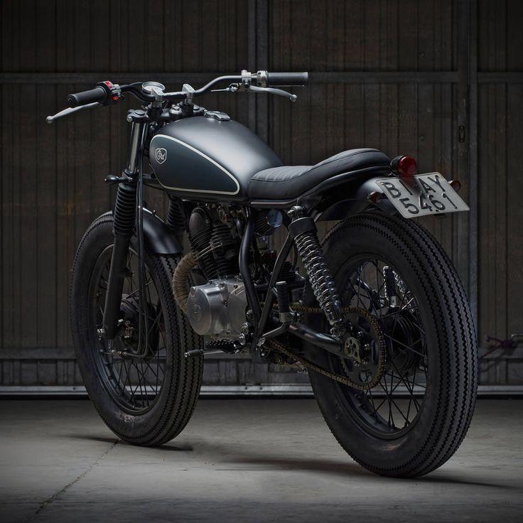 Todo projeto da espanhola CRD - Cafe Racer Dreams merece atenção e essa pequenina Yamaha é bonita demais para passar despercebida.  A moto...