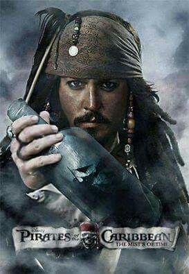 -Capitão Jack Sparrow