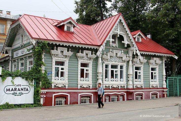 ЖЖурнал одного ЖЖителя - Пермь красивая: прогулка по городу