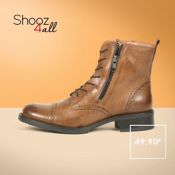 Για εντυπωσιακές εμφανίσεις που ξεχωρίζουν, γυναικεία παπούτσια με κατασκευή από γνήσιο δέρμα εξαιρετικής ποιότητας σε ταμπά απόχρωση.  http://www.shooz4all.com/el/gynaikeia-papoutsia/dermatina-botakia-se-taba-apoxrosi-wh009h09-detail #shooz4all #dermatina #botakia