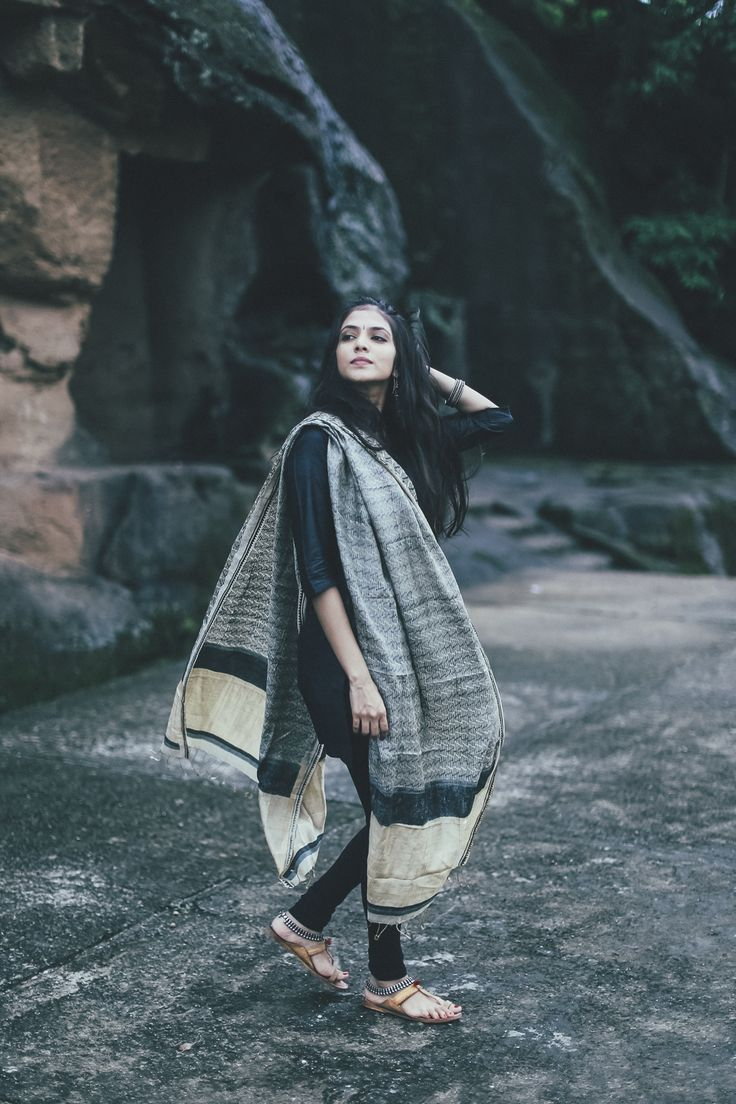 """ The Art of Indianism "" I was skimming through a few of my mother's old cotton sarees recently, pieces she's picked up from different parts of the country over a span of almost 20 years. I was..."