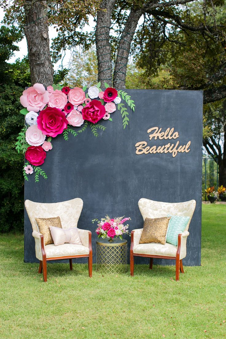 Kindred Oaks Event Center,  Kate Rose Creative Group - Bridal Shower Designer, Paperflora- Paper flowers, Janeane Marie Photography, Kindred Oaks Event Center