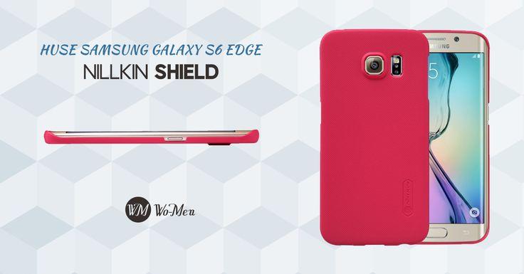Descopera husele Samsung Galaxy S6 Edge Nilkin Shield, cu siguranta vor fi pe gustul tau!