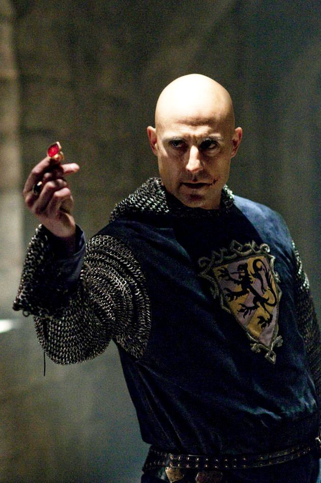 Mark Strong stars as Godfrey in Universal Pictures Robin Hood (2010)