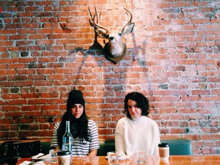 Brunching with my deers.