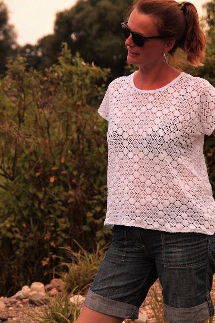 Shirt Danii - genäht nach dem Schnittmuster von Schnittgeflüster