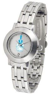 Citadel Bulldogs NCAA Womens Steel Dynasty Watch SunTime. $79.95