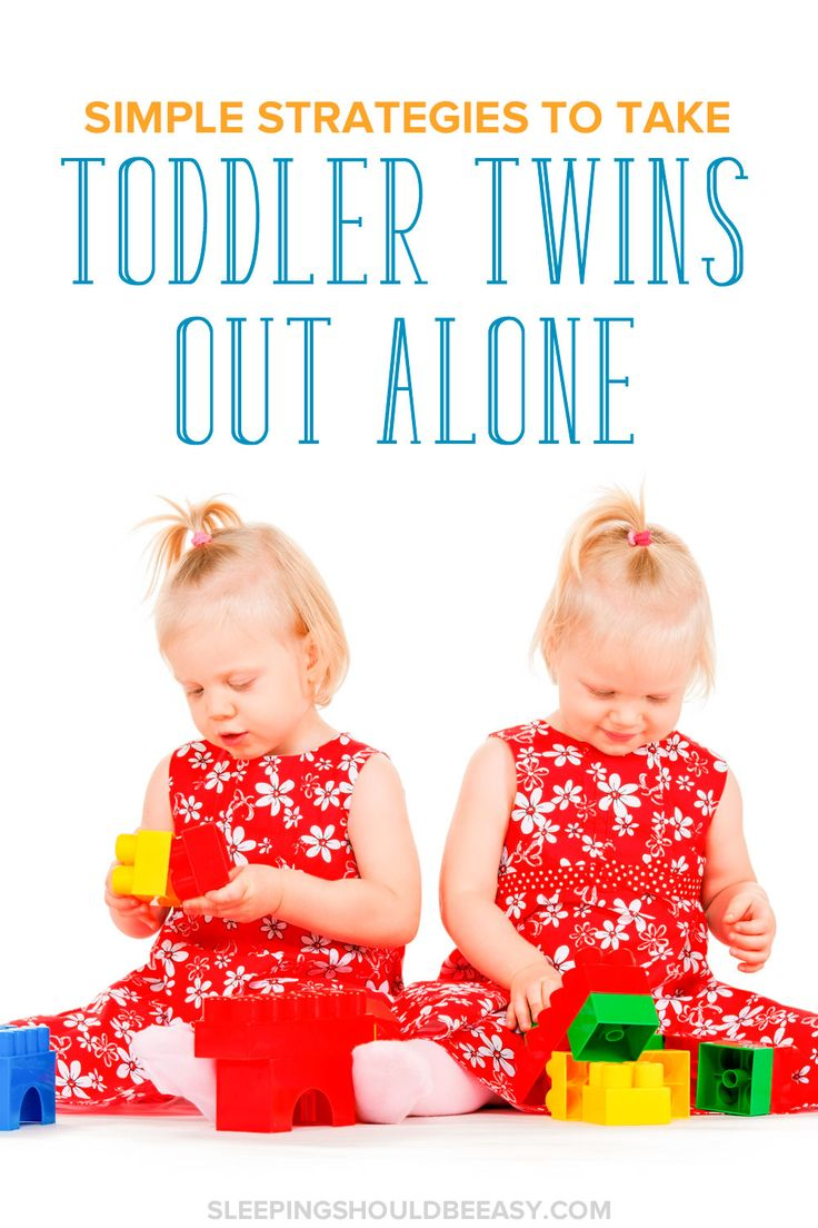 Your twins are now toddlers and running around everywhere! You worry about your toddler twins behavior, especially in public. But taking them out all by yourself is still doable. Check out these simple strategies to take toddler twins out alone and survive!