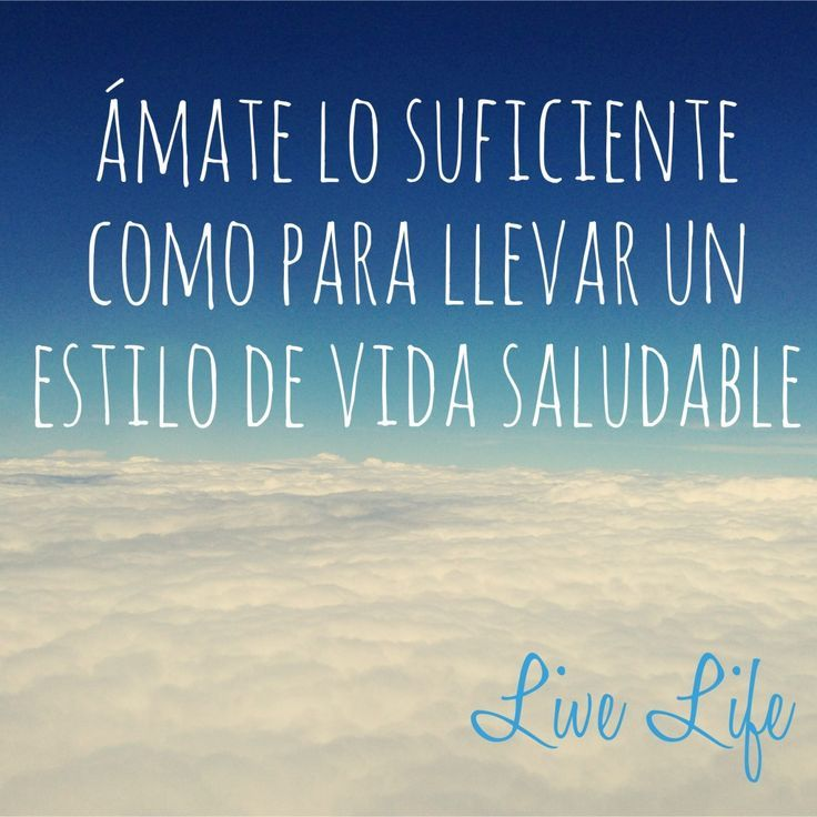 #SalvaTuCuerpo: Ámate lo suficiente como para llevar un estilo de vida saludable @zonamedicamx: