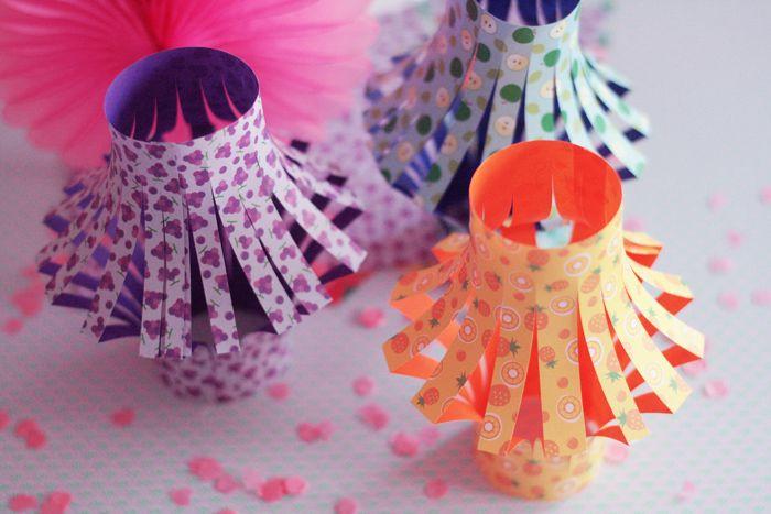 lanternes -  http://www.poulettemagique.com/diy-lanternes-kawai-en-papier-origami
