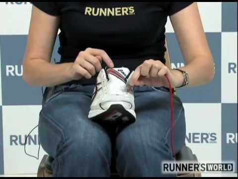 How to Lace Sneakers to Prevent Black Toenails - Runner's World