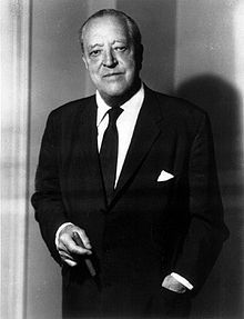 Ludwig Mies van der Rohe (March 27, 1886 – August 17, 1969)