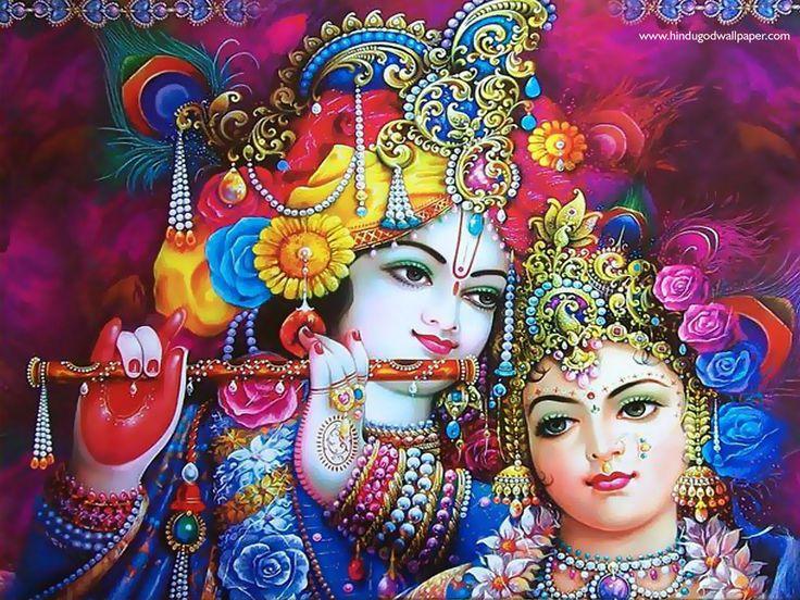 FREE Download Shri Radha Krishna Wallpapers