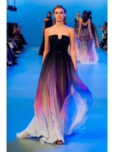 Mooie jurk, like wauw!- Elie Saab Haute Couture s/s 2014 - Parijs Haute Couture Week s/s 2014