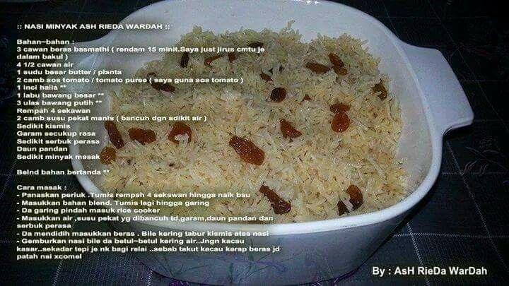 masak nasi  cawan  rice cooker Resepi Kuih Apam Kampung Enak dan Mudah