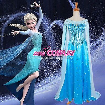Frozen - Elsa dress Disney Costume  $175 +$20 shipping