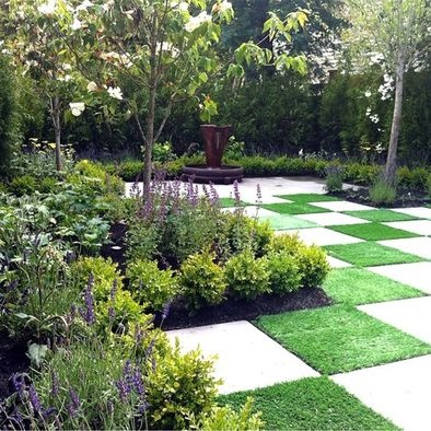 English formal garden design garden ideas new house for Small english garden designs