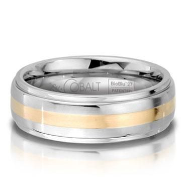 Paul's Ring. Men's SK Cobalt Wedding Band 7mm - Item 19078963 | REEDS ...