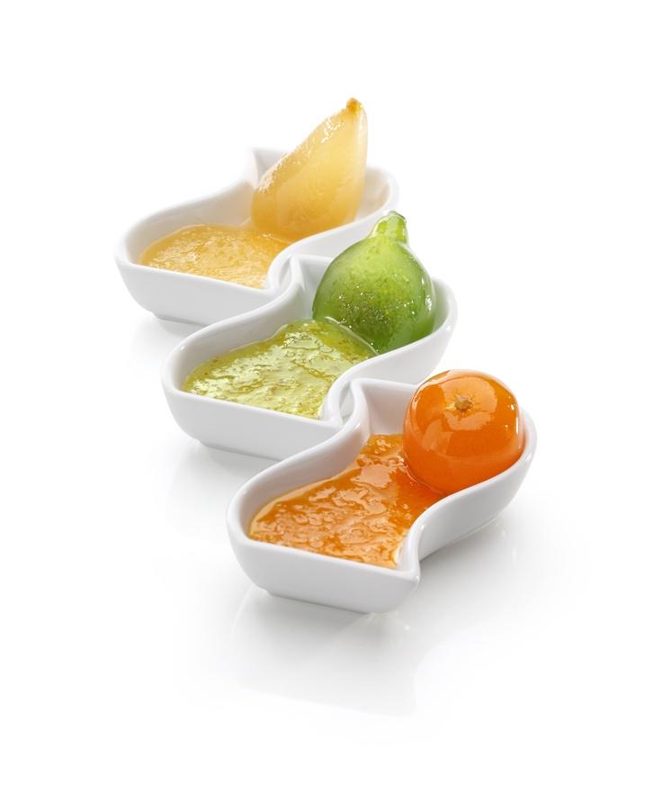 Mandarini Fichi e Pere - Mostarda Lazzaris