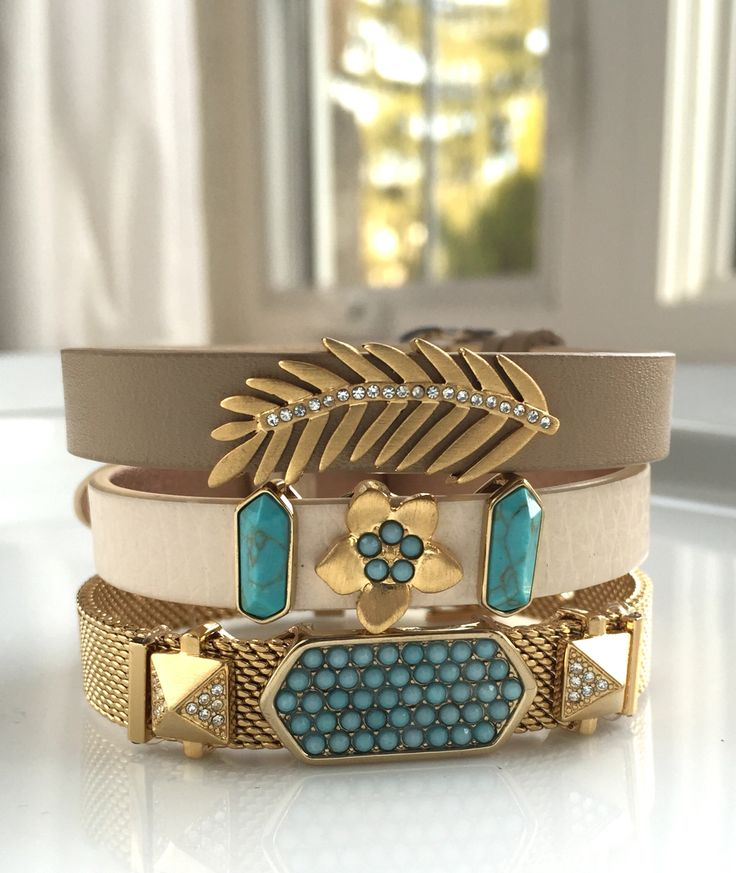 KEEP Collective Spring Line 2016... Brushed gold and turquoise. Shop here: https://www.keep-collective.com/with/karencan