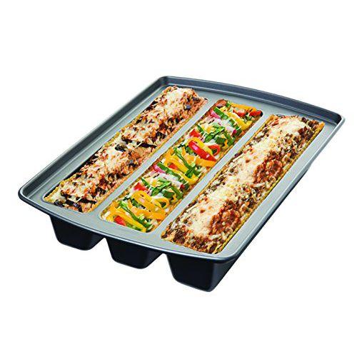 Chicago Metallic Professional Lasagna Trio Pan - BestProducts.com