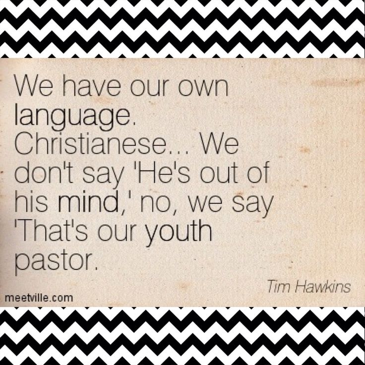 Tim Hawkins Quote
