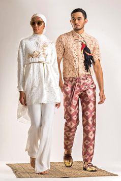 New Collection S/S 2016 ITANG YUNASZ  Kalimantan Etnic www.itangsz.com