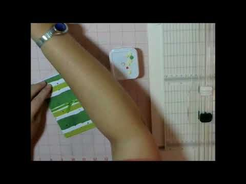 Day 8 ~ 50 Christmas Crafts in 50 Days ~ Pop Up Sticky Note Holder and N...