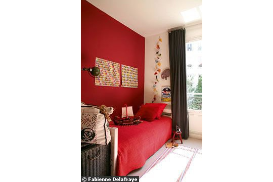 1000 Images About Chambre Enfant Rouge Sur Pinterest