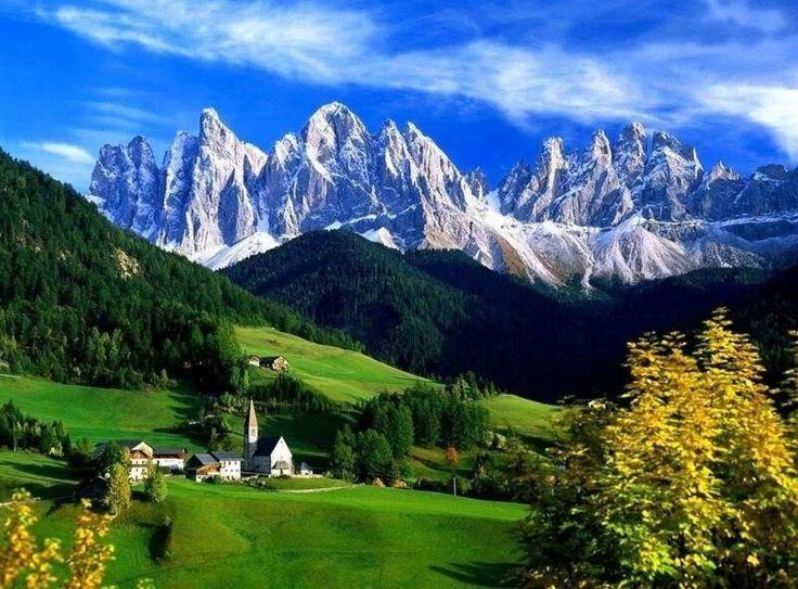 Val di Funes | Italia