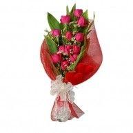 A Rosy Affair - Lily's Jakarta Florist https://lilysfloristjakarta.com #Jakartaflorist