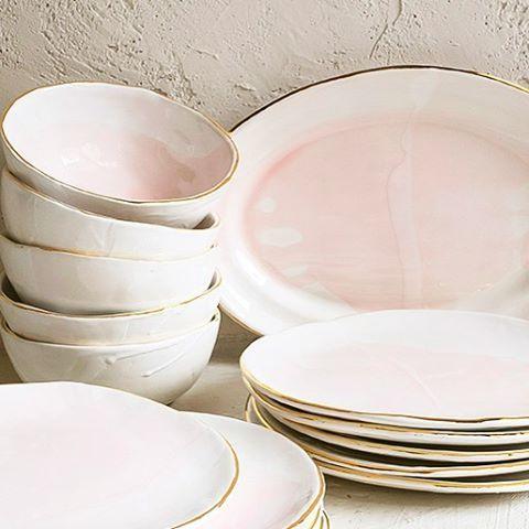Vajillas completas y por packs en nuestra tienda online #ceramicabonjour #eshopbonjour #vajillasbonjour