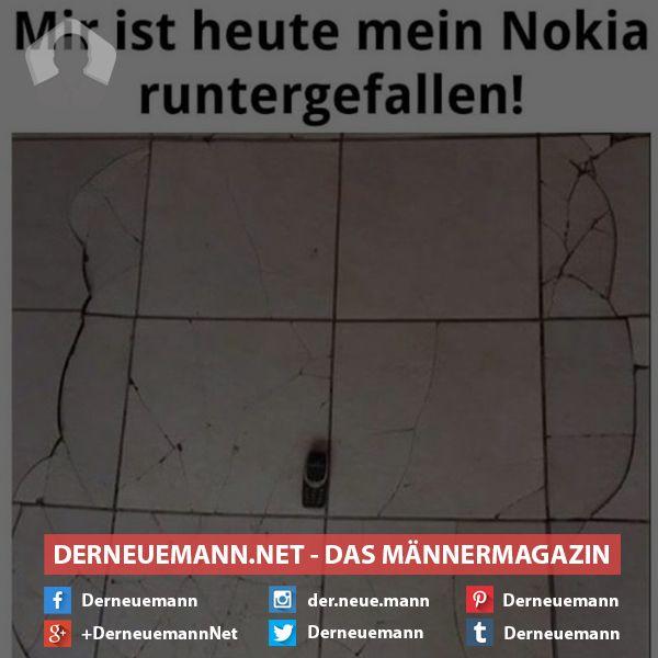 Nokia #derneuemann #humor #lustig #spaß #sprüche