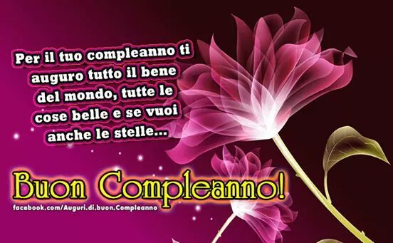 Compleanno Buon Compleanno Pinterest Birthday Messages