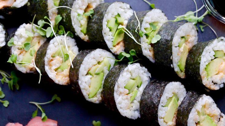 Maki Sushi, Vegan Sushi