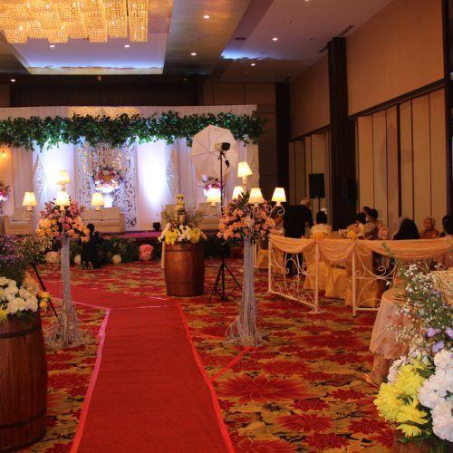 Foto gedung pernikahan oleh Hariston Hotel & Suites