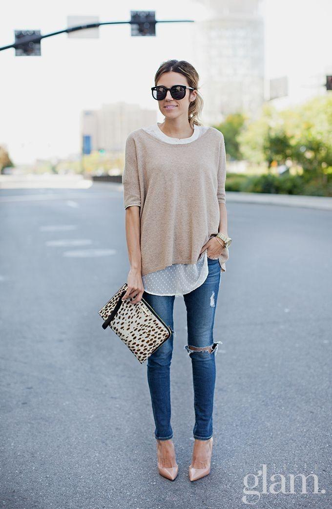 Passione jeans. Tanti modi per creare look facili ma dettagliati