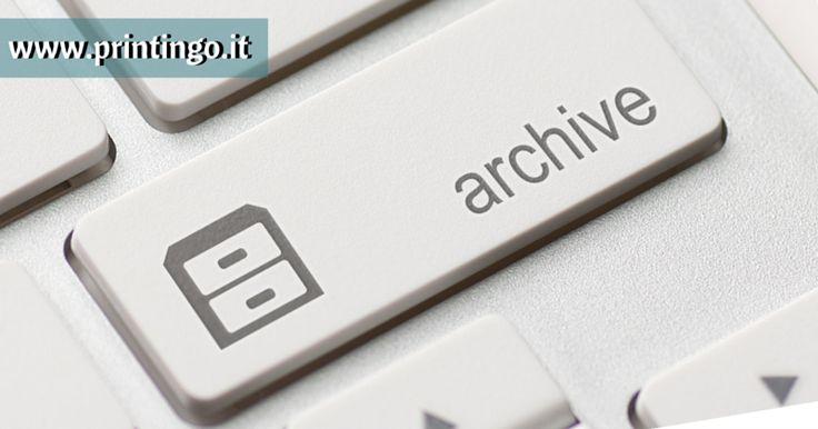 Archiviazione documenti, ottica,fisica