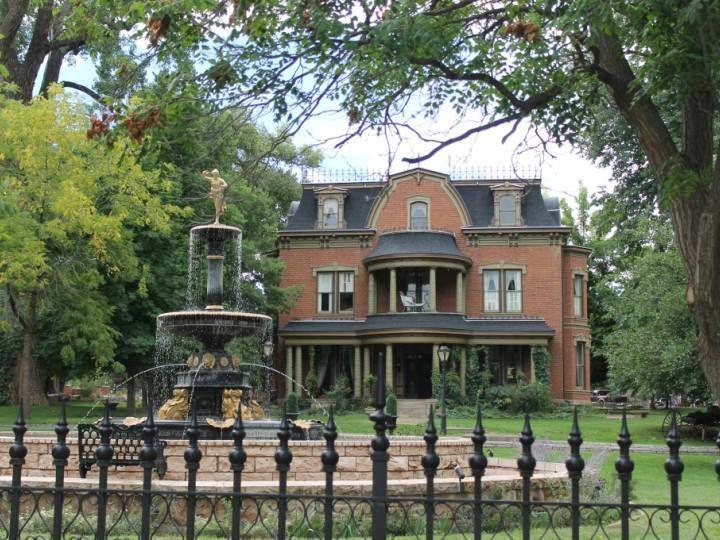 Robison Mansion, Canon City, Colorado
